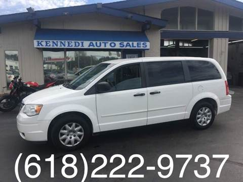 2008 Chrysler Town and Country for sale in Belleville, IL