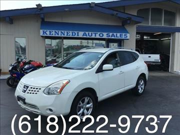 2008 Nissan Rogue for sale in Belleville, IL