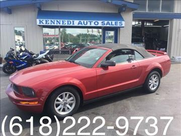 2008 Ford Mustang for sale in Belleville, IL