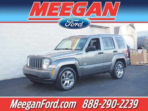2012 Jeep Liberty for sale in Connellsville, PA