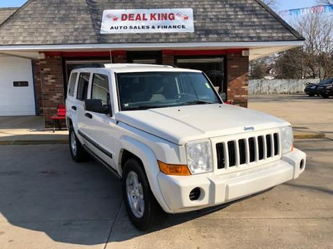 2006 Jeep Commander for sale in Blissfield, MI