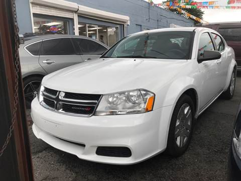 2014 Dodge Avenger for sale in Hollis, NY