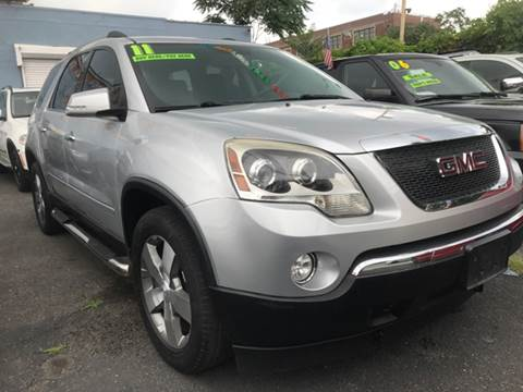 2011 GMC Acadia for sale in Hollis, NY