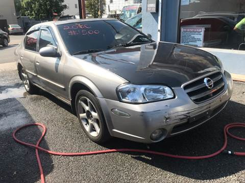 2000 Nissan Maxima for sale in Hollis, NY