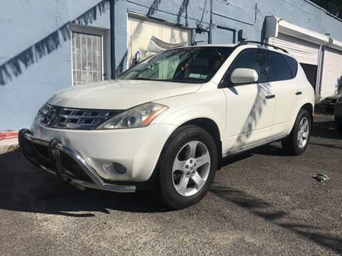 2003 Nissan Murano for sale in Hollis, NY