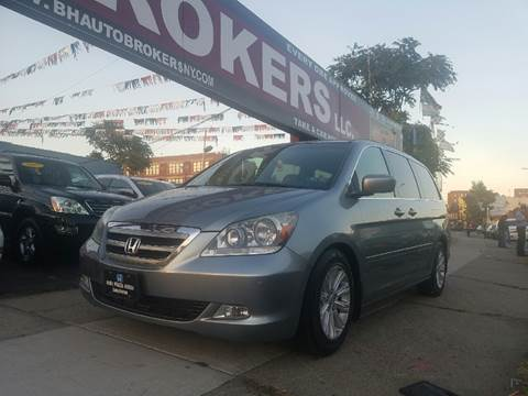2005 Honda Odyssey for sale in Hollis, NY