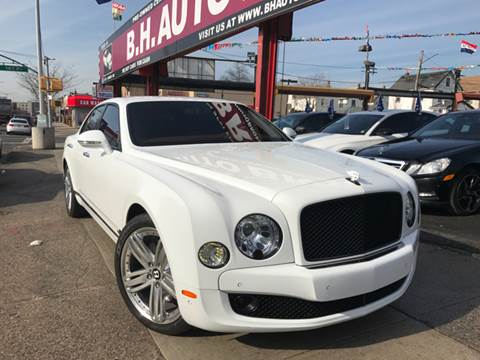 2012 Bentley Mulsanne for sale in Hollis, NY
