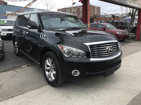 2011 Infiniti QX56 for sale in Hollis, NY