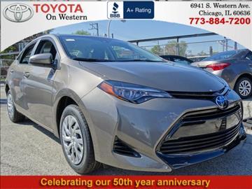 2017 Toyota Corolla for sale in Chicago, IL