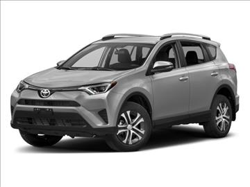 2017 Toyota RAV4 for sale in Chicago, IL