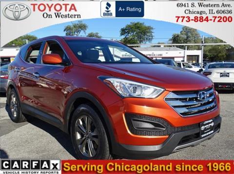 2014 Hyundai Santa Fe Sport for sale in Chicago, IL