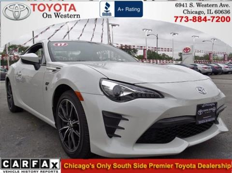2017 Toyota 86 for sale in Chicago, IL