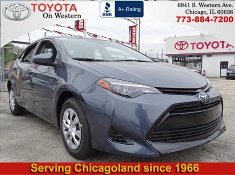 2018 Toyota Corolla for sale in Chicago, IL