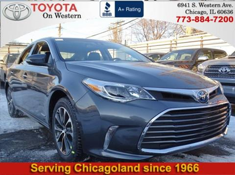 2018 Toyota Avalon Hybrid for sale in Chicago, IL