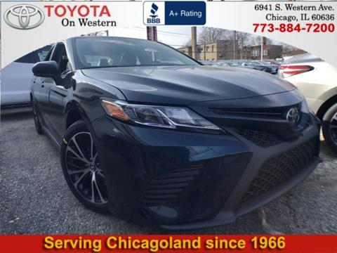 2019 Toyota Camry for sale in Chicago, IL