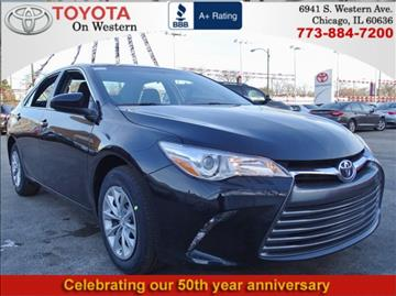 2017 Toyota Camry for sale in Chicago, IL