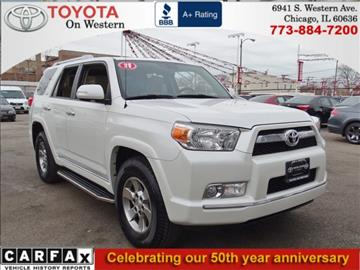 2011 Toyota 4Runner for sale in Chicago, IL