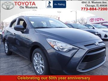 2017 Toyota Yaris iA for sale in Chicago, IL