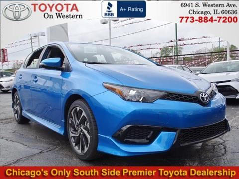 2017 Toyota Corolla iM for sale in Chicago, IL