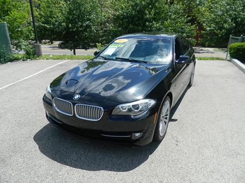 2011 BMW 5 Series for sale at Tri State Auto Inc in Philadelphia PA