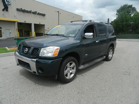 2006 Nissan Armada for sale in Philadelphia PA