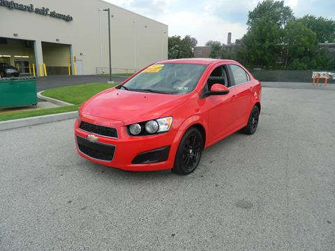 2015 Chevrolet Sonic for sale at Tri State Auto Inc in Philadelphia PA