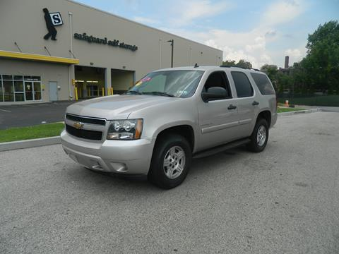 2007 Chevrolet Tahoe for sale at Tri State Auto Inc in Philadelphia PA