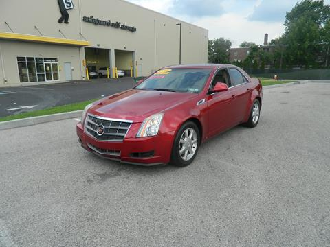2008 Cadillac CTS for sale at Tri State Auto Inc in Philadelphia PA