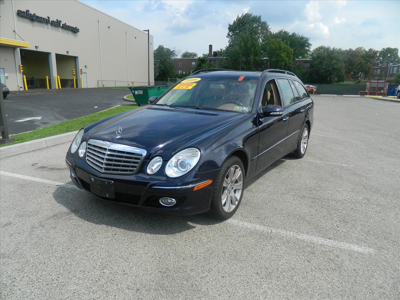 2009 Mercedes-Benz E-Class for sale at Tri State Auto Inc in Philadelphia PA