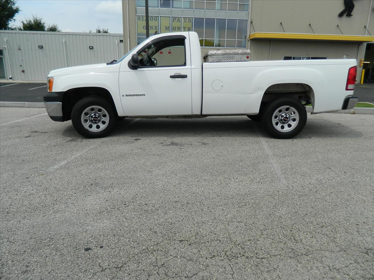 2008 GMC Sierra 1500 for sale at Tri State Auto Inc in Philadelphia PA