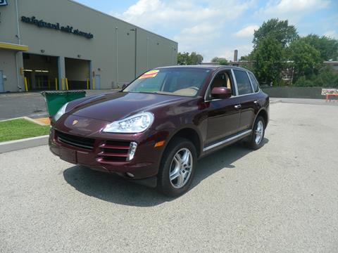 2008 Porsche Cayenne for sale at Tri State Auto Inc in Philadelphia PA