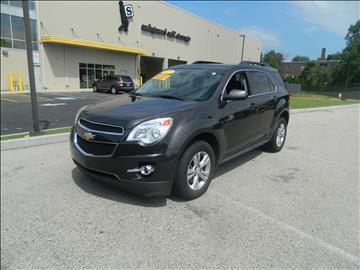 2015 Chevrolet Equinox for sale at Tri State Auto Inc in Philadelphia PA
