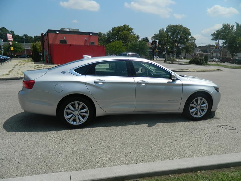 2017 Chevrolet Impala for sale at Tri State Auto Inc in Philadelphia PA