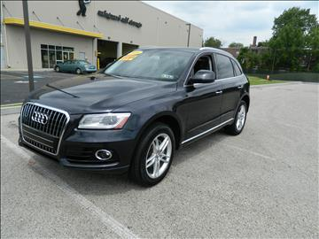 2016 Audi Q5 for sale at Tri State Auto Inc in Philadelphia PA