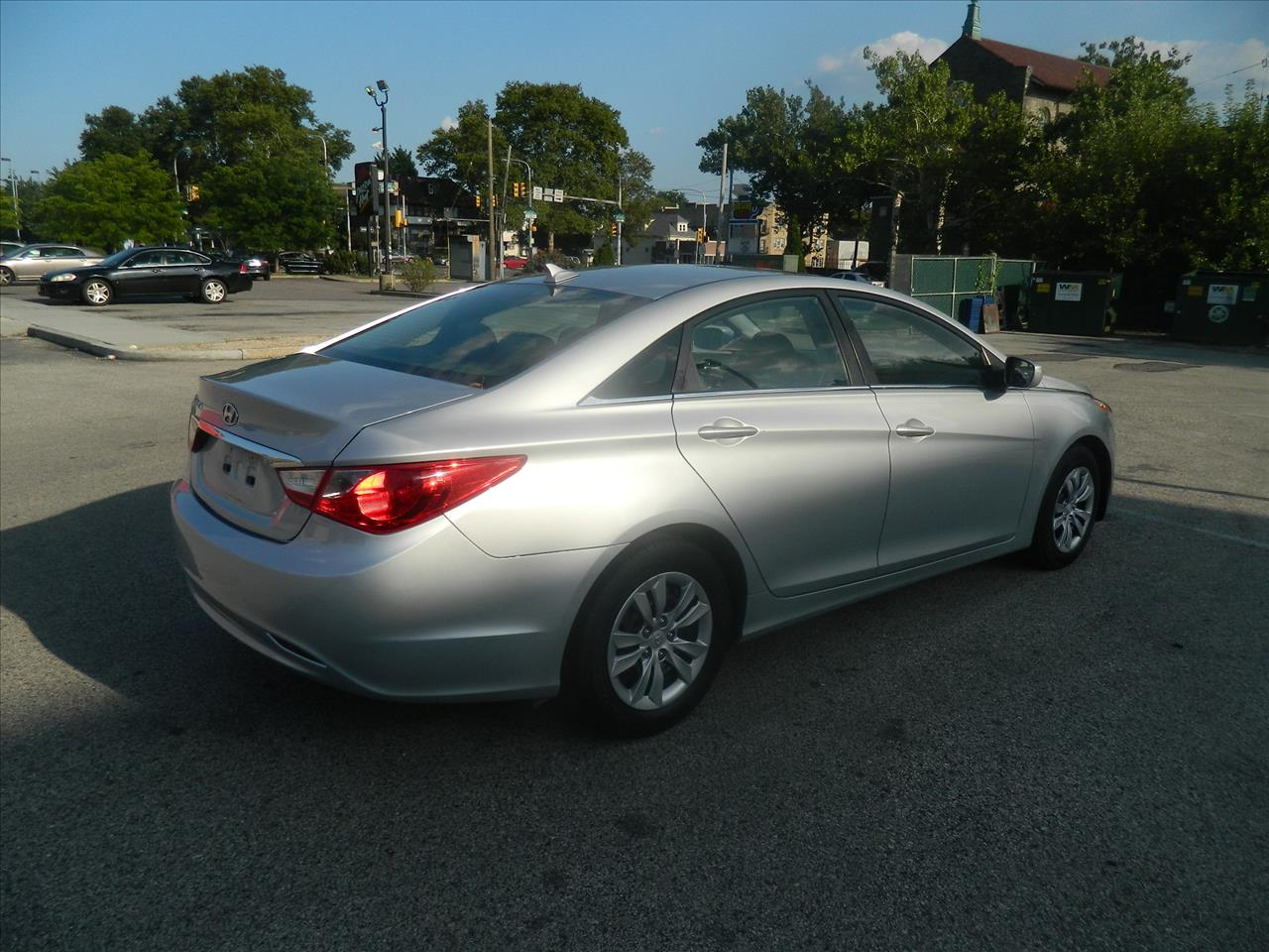 2011 Hyundai Sonata for sale at Tri State Auto Inc in Philadelphia PA