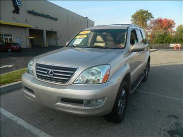 2008 Lexus GX 470 for sale at Tri State Auto Inc in Philadelphia PA