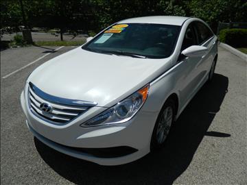 2014 Hyundai Sonata for sale at Tri State Auto Inc in Philadelphia PA