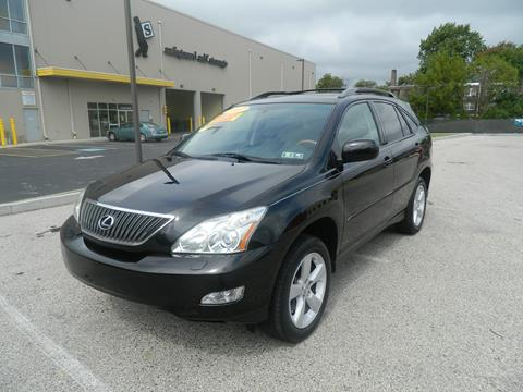 2007 Lexus RX 350 for sale in Philadelphia PA