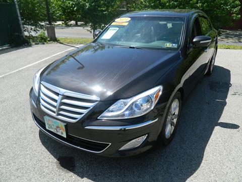 2013 Hyundai Genesis for sale at Tri State Auto Inc in Philadelphia PA