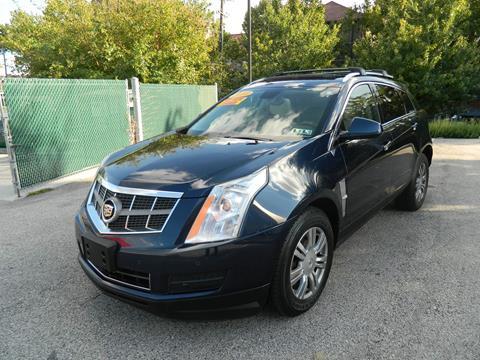 2010 Cadillac SRX for sale at Tri State Auto Inc in Philadelphia PA