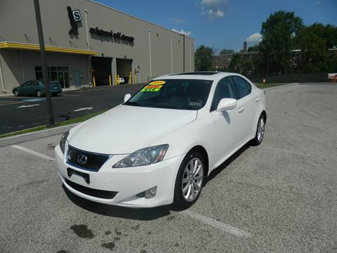 2008 Lexus IS 250 for sale at Tri State Auto Inc in Philadelphia PA