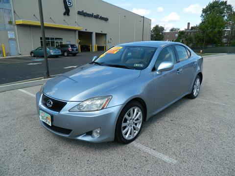 2006 Lexus IS 250 for sale at Tri State Auto Inc in Philadelphia PA