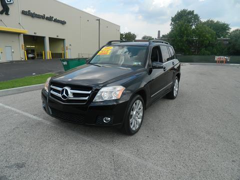 2011 Mercedes-Benz GLK for sale at Tri State Auto Inc in Philadelphia PA