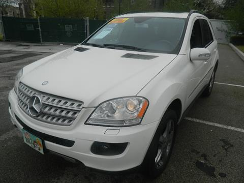 2008 Mercedes-Benz M-Class for sale at Tri State Auto Inc in Philadelphia PA