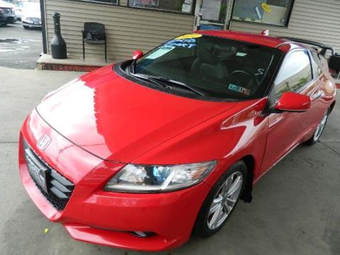 2011 Honda CR-Z for sale in Philadelphia, PA