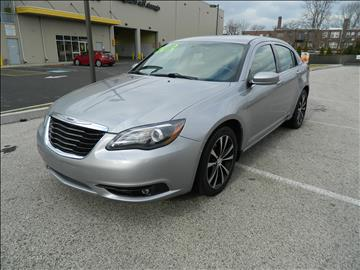 2013 Chrysler 200 for sale at Tri State Auto Inc in Philadelphia PA