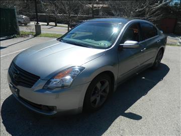 2007 Nissan Altima for sale in Philadelphia, PA