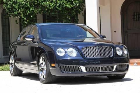 2008 Bentley Continental Flying Spur for sale in Sarasota, FL