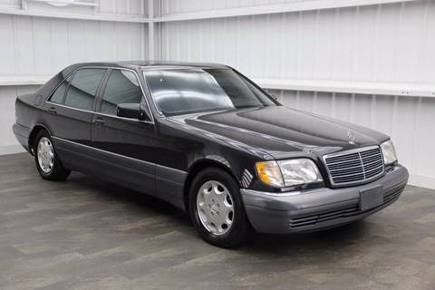 1995 mercedes benz s class for sale for 1995 mercedes benz s class