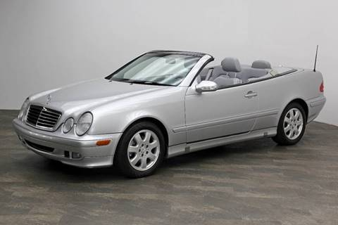 2003 Mercedes-Benz CLK for sale in Sarasota, FL